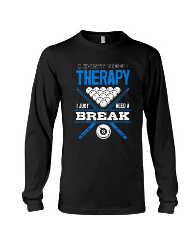 BILLIARD I Don't Need Therapy