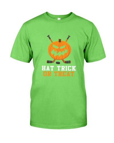 HOCKEY   Hat Trick Or Treat