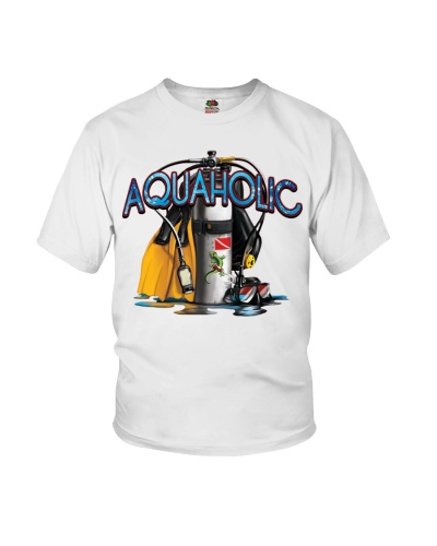 SCUBA DIVING Aquaholic