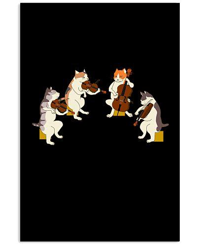 VIOLIN Cats Playing Violin Cello