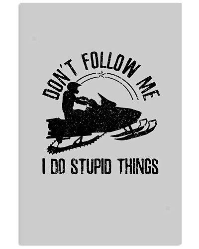 SNOWMOBILE    Don't Follow Me
