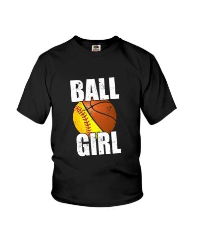 SOFTBALL ball girl2