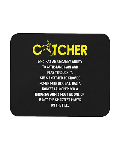 SOFTBALL   Catcher Definition
