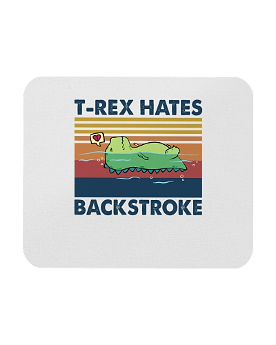 SWIMMING Dinosaur Hates Backstroke