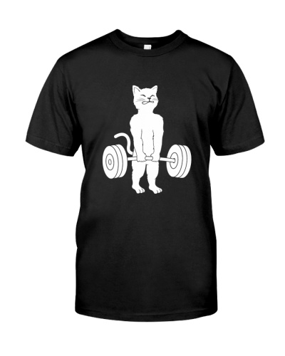 WEIGHT LIFTING    Cat Deadlift