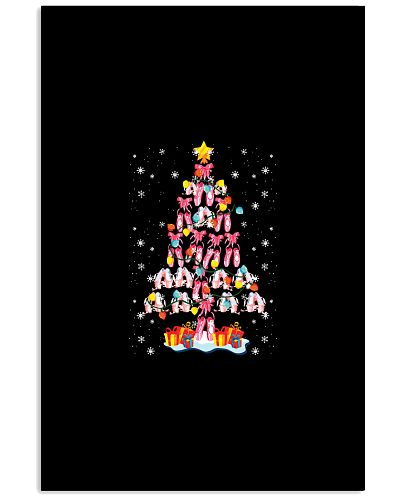 BALLET   Christmas Tree Ballet Shoes
