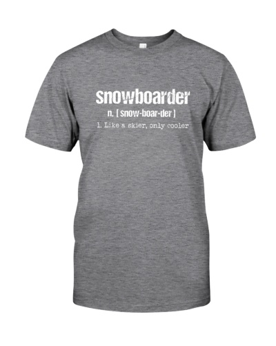 SNOWBOARD Snowboarder Definition