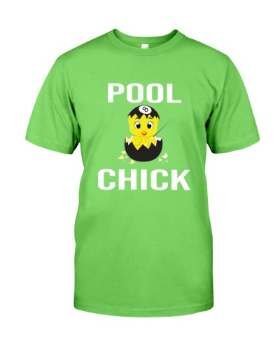 BILLIARD  Pool Chick