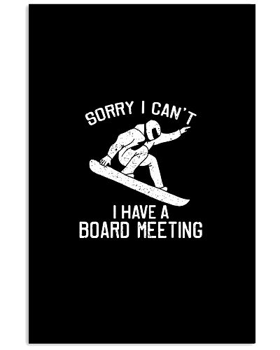 SNOWBOARDING   Sorry I can't