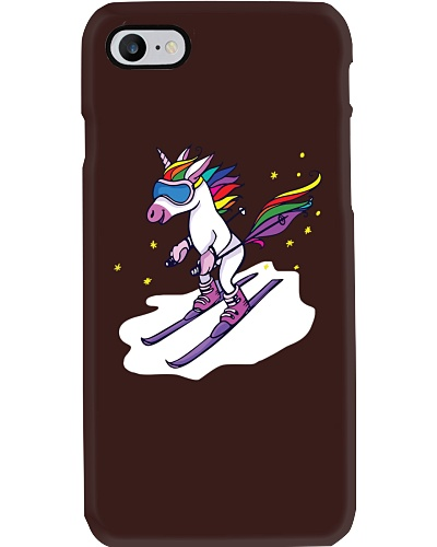 SKIING   Skiing Unicorn Short