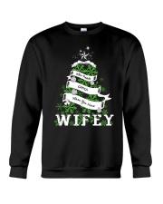 Who needs SANTA when you have Wifey Crewneck Sweatshirt thumbnail