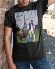 The Stitch T-Shirt by Wild Toons  Classic T-Shirt apparel-classic-tshirt-lifestyle-27
