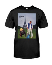 The Stitch T-Shirt by Wild Toons  Classic T-Shirt front