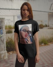 The Lollipop T-Shirt by Wild Toons  Classic T-Shirt apparel-classic-tshirt-lifestyle-18