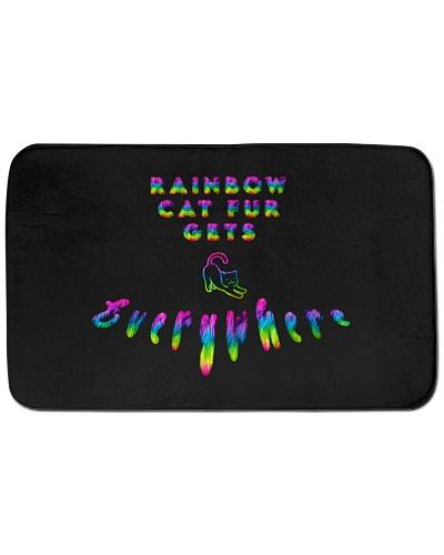 The Rainbow Fur Cat Range