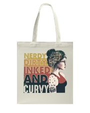 Inked Girl sale sale1 Tote Bag thumbnail