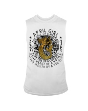 April Girl The Soul Of A Mermaid Sleeveless Tee thumbnail