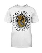 June Girl The Soul Of A Mermaid Classic T-Shirt thumbnail