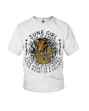 June Girl The Soul Of A Mermaid Youth T-Shirt thumbnail