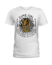 June Girl The Soul Of A Mermaid Ladies T-Shirt thumbnail