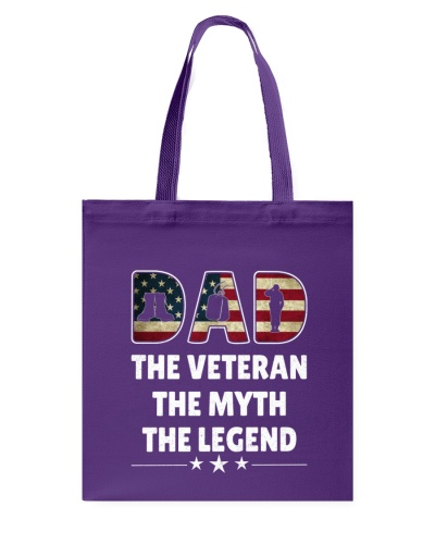 Dad The Legend Veteran