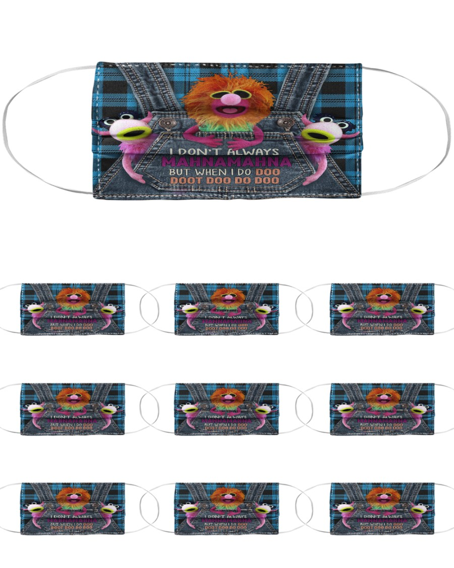 LIMITED EDITION Cloth Face Mask - 10 Pack