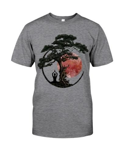Yoga Find Balance Bonsai Tree