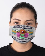 LIMITED EDITION Cloth Face Mask - 10 Pack aos-face-mask-lifestyle-01