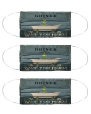 LIMITED EDITION Cloth Face Mask - 3 Pack front