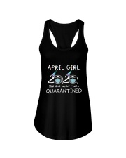 April Girl 2020 - Special Birthday Ladies Flowy Tank thumbnail