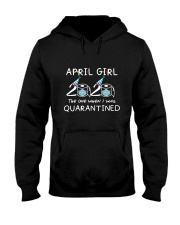 April Girl 2020 - Special Birthday Hooded Sweatshirt thumbnail
