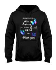 Everyday is a new Beginning Hooded Sweatshirt thumbnail