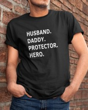Fathers Day Gift Funny Shirt Classic T-Shirt apparel-classic-tshirt-lifestyle-26