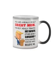 Gift for Mom Color Changing Mug thumbnail