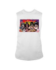 Kiss  Sleeveless Tee thumbnail