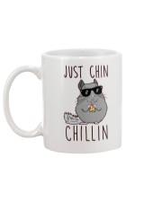 Chinchillas  Mug back