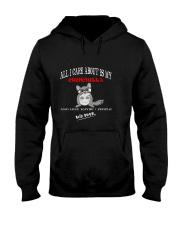 Chin Hooded Sweatshirt thumbnail