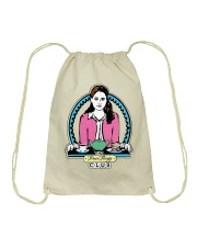 Jenna Fischer   Drawstring Bag tile
