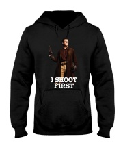 Nathan Fillion Hooded Sweatshirt thumbnail