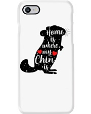 Home is where my chin is Phone Case thumbnail