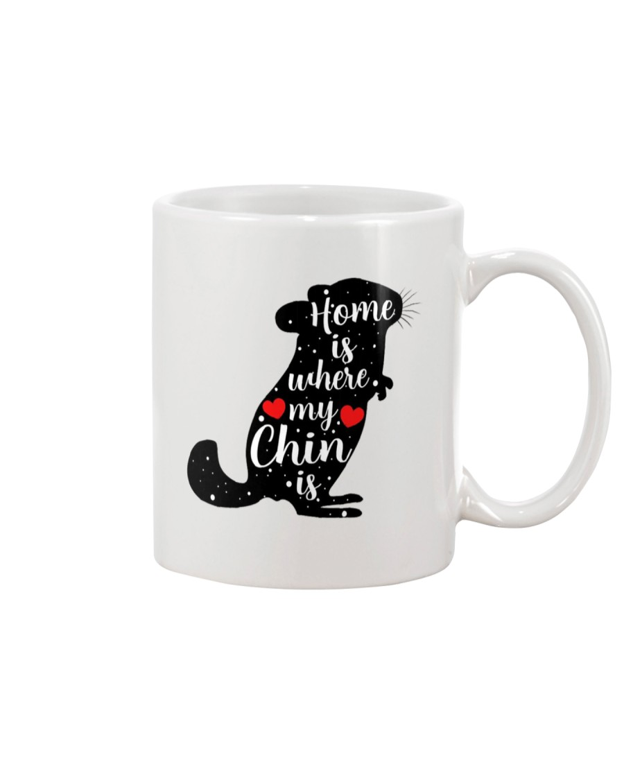 Home is where my chin is Mug