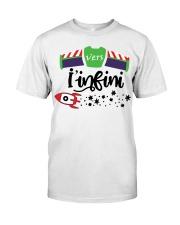 Vers l'infini Classic T-Shirt front