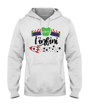 Vers l'infini Hooded Sweatshirt thumbnail