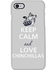 keep calm and love Phone Case thumbnail