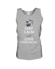 keep calm and love Unisex Tank thumbnail