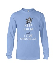 keep calm and love Long Sleeve Tee thumbnail