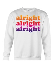 alright  Crewneck Sweatshirt tile