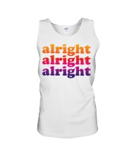 alright  Unisex Tank thumbnail