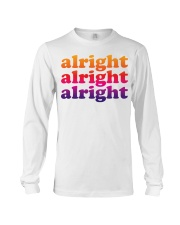 alright  Long Sleeve Tee tile