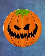 Halloween Coaster Circle Coaster aos-coaster-round-front-lifestyle-2